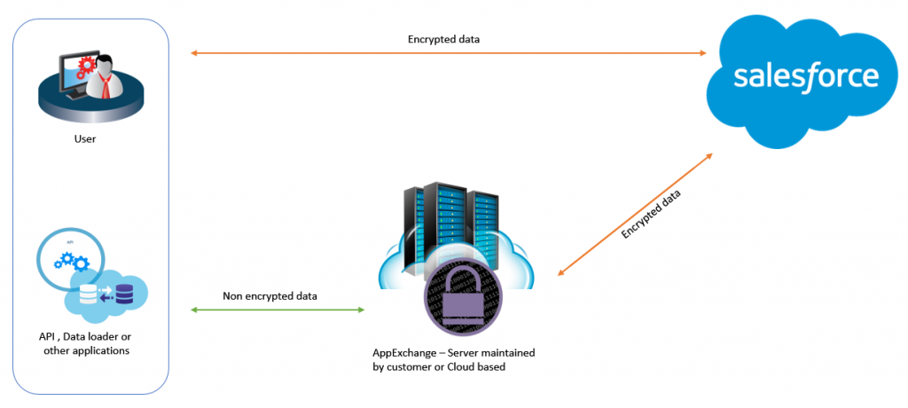 appexchange encryption