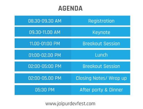 Jaipur Dev Fest 2017