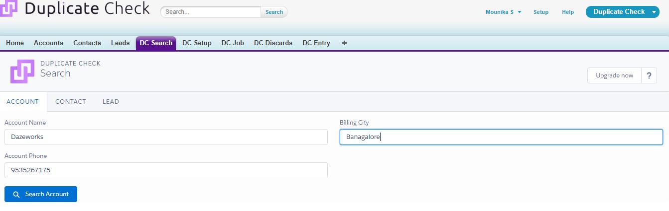 Duplicate Check App