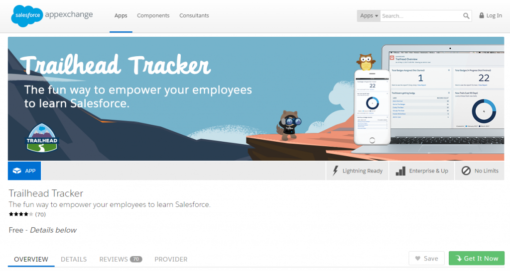 Trailhead Tracker